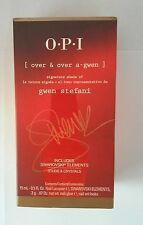 New Gwen Stefani 0Pi Over &Over A-Gwen Red Nail Kit