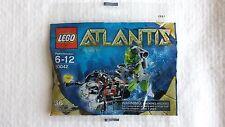 Lego 30042 ATLANTIS Deep Sea Scuba Diver Mini Sub minifigure polybag set