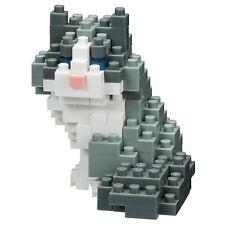 NANOBLOCK Ragdoll Cat Nano Block Micro-Sized Building Blocks Nanoblocks NBC-215