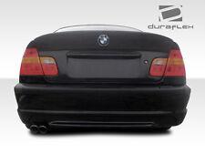 99-05 BMW 3 Series M3 E46 4DR Duraflex CSL Look Wing Spoiler 1pc Body Kit 108625