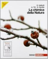 la chimica della natura, Valitutti/Gentile, Zanichelli sacuola cod:9788808059079