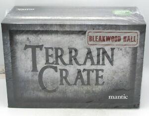 Terrain Crate KSTC109 Bleakwood Hall (Kickstarter Set) Gothic Scenery Mantic