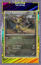 Tranchodon Holo - XY8:Impulsion Turbo - 111/162 - Carte Pokemon Neuve Française