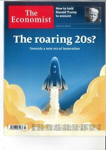 The Economist Magazin, 03/2021: The roaring 20s?   +++ wie neu +++