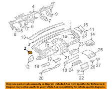 MITSUBISHI OEM 04-12 Galant Rear Bumper-Bumper Cover Grommet MU480035