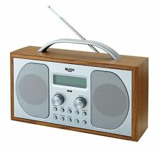 Bush Wooden DAB Radio 90 Days Guarantee