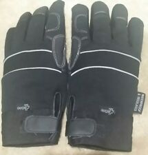 LAST PAIR》Men's INSULATED Police Military Mechanic WATERPROOF Neoprene Gloves》XL