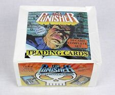 1988 Comic Images Punisher I The Whole Tough Tale Trading Cards Sealed Box RARE