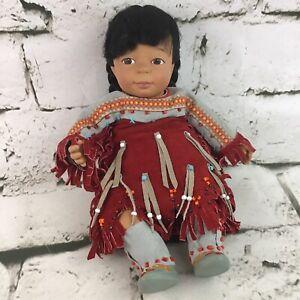 Vintage 1998 Gentle Dreams Baby Doll Series #801 Tadewi Gentle Wind Sandy Dolls