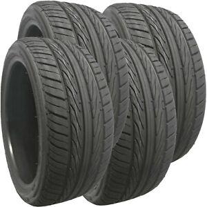 4 2055017 AOTELI 205 50 17 New Tyres x4 High Performance 205/50 R17