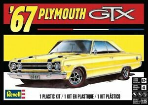 Revell 4481 1:25th scale 1967 Plymouth GTX