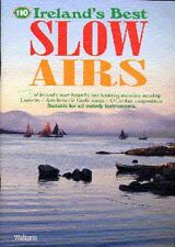 Ireland's Best Slow Airs Learn Play Irish Celtic Pennywhistle Flute Music Book