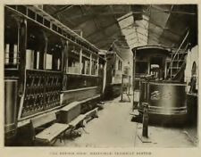 The Street Railway Review 16 Volumes 1891 - 1906 DVD Electric City Cars - C685