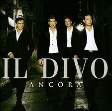 Ancora by Il Divo (CD, Nov-2005, Sony Music Distribution (USA))