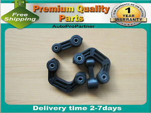 4 FRONT REAR SWAY BAR LINKS FOR SUBARU FORESTER 93-02