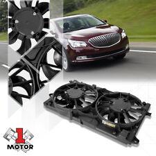 Radiator Cooling Fan for 10-17 Buick Lacrosse/Regal/Impala 3.6l/2.4l GM3115250