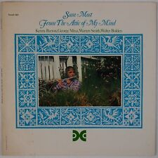 SAM MOST: From the Attic of My Mind USA Xanadu Jazz VINYL LP Kenny Barron