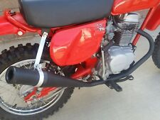 xr75 honda xr75  xr80 performance pipe ahrma vintage dirt bike dg fmf