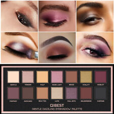 14 Colors Pro Eye Shadow Palette Matte Glitter Makeup Shimmer Eyeshadow Cosmetic