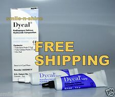 Dentsply DYCAL Ivory Radiopaque Calcium Hydroxide dental pulp capping liner