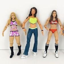 WWE Diva Battle Pack Brie Bella Lita Emma Wrestling Figures