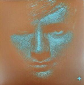 Ed Sheeran +(Plus) LP Orange Vinyl 2011
