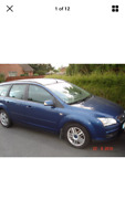 ford focus auto 1.6 diesel 39,000 miles estate full service history