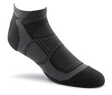 Fox River Peak Velox LX Lightweight Compression Athletic Ankle Socks, Large,