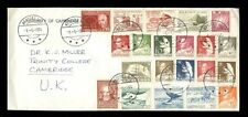Used Cover Greenlandic Stamps