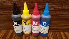 BULK INK REFILL BOTTLES FOR HP 6000 6500 6510 7500a E910a #920 #564 PhotoSmart