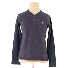 Burberry knit Grey Pink Woman unisex Authentic Used T2952