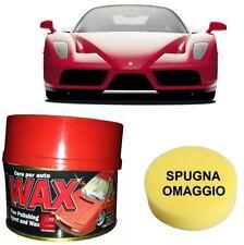 Cera lucidante per carrozzeria automobile,auto,moto.Xwax lucida e protegge da UV