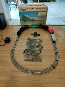 Old Complete Running Lionel Electric Train Set 19910 Steam & Freight