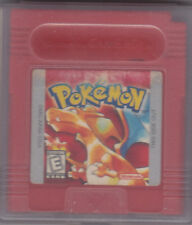 Nintendo GameBoy Pokemon Red Version