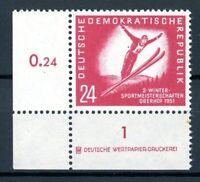 DDR MiNr. 281 DV postfrisch MNH (OZ2377