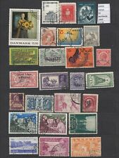 STAMPS LOT WORLDWIDE  USED (L34232)