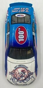 Richard Petty Signed Yankees 1:24 Scale Model NASCAR Car Yogi Berra PSA/DNA COA