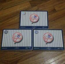 Vtg 2006 Lot of 3 Dozon Mlb New York Yankees Top Flight Xl Extreme Golf Balls