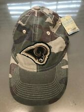 Reebok Vintage Collection Los Angeles La Rams Camo Hat