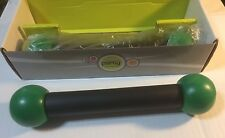 Zumba Fitness Toning Sticks 1 LB Green New