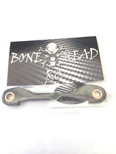 BONEHEADRC BAJA CARBON REAR LOWER BRACE B 4MM CNC COMPATIBLE WITH HPI BAJA 5B/SS