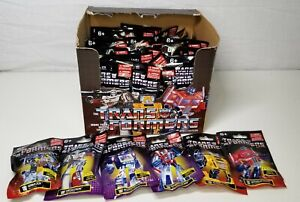 Hasbro Transformers Limited Edition Mini Figures Complete Set Lot Of 40 total