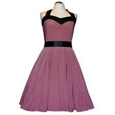 Rockabilly 50er   Kleid Petticoat Pin Up Party L/XL 57