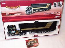 Scania R houghton Parkhouse Livestock John Hulston C13734 1-50 New in box ltd ed