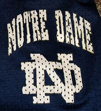 Notre Dame Univerity Fighting Irish Russel Athletic Polyester Shorts Men XXL 2XL