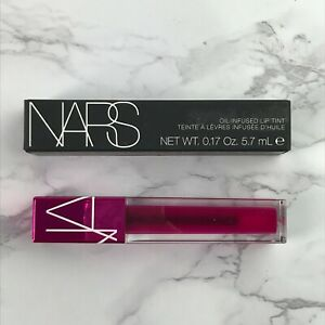 NEW NARS Oil Infused Lip Tint High Security