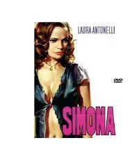 Beautiful Laura Antonelli in SIMONA DVD in Italian