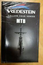 Vredestein Butyl Schlauch, 26 Zoll. 47/60-559, 26X 1,75/2,35, Blitz- Ventil