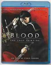 BLU-RAY DISC + DVD / BLOOD THE LAST VAMPIRE - FILM DE CHRIS NAHON