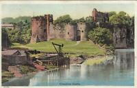 CHEPSTOW CASTLE     ,  WALES  ( Rp6 )